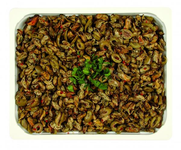 Eingelegte Muscheln 1,3 kg