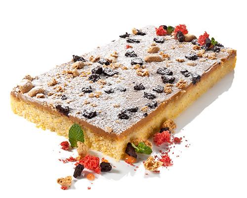 Sweet Polenta mit Salzkaramell
