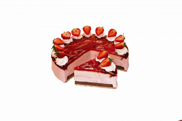 Erdbeer-Joghurt-Sahnetorte Premium Line