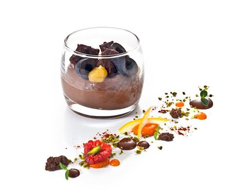 Crispy Chocolate im Sphereglas