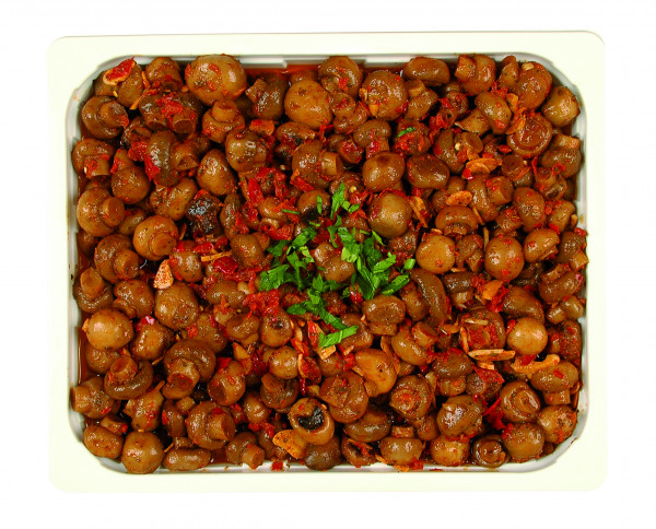 Eingelegte gegrillte Champignons 1,3 kg