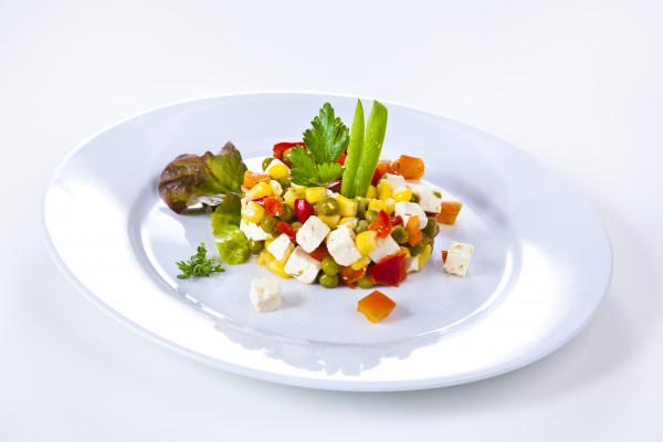 Gemüsesalat Vollwert 1 kg
