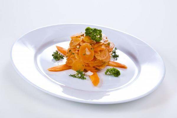 Karottensalat Scheiben 1 kg