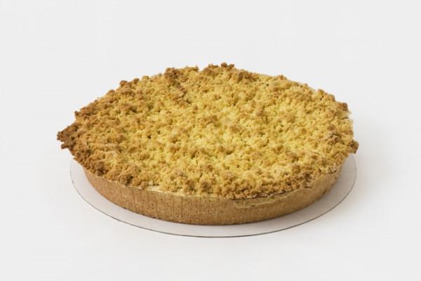 Apfel-Torte mit Butterstreusel
