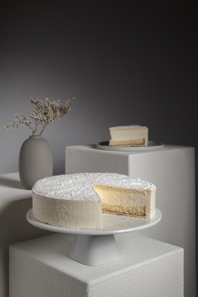 Käse-Sahnetorte Premium Line