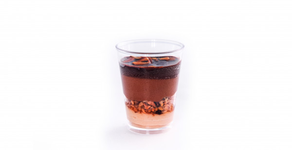 Dunkle Schokolade - Praliné - Ganache