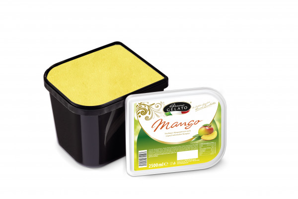Mango 2,5 Liter Glaceschale (glatt gestrichen)