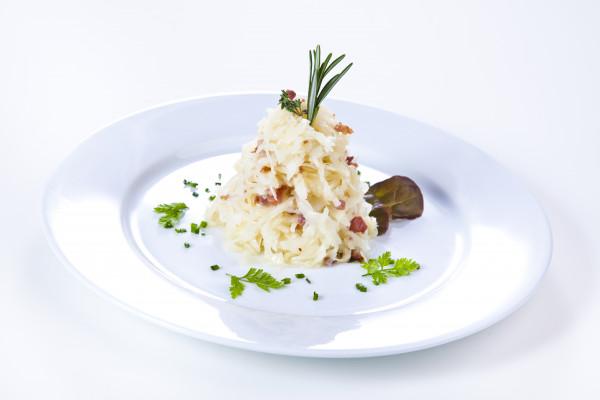 Weisskrautsalat Pfälzer mit Speck 5 kg