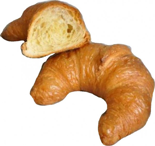 Butter-Croissant gebogen 25% Butter