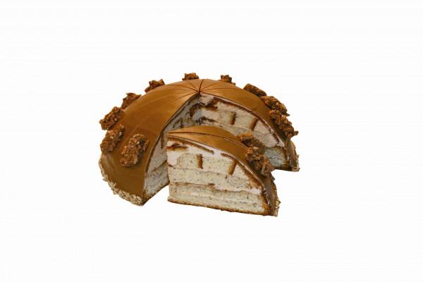 Nusskuppel-Torte Premium Line