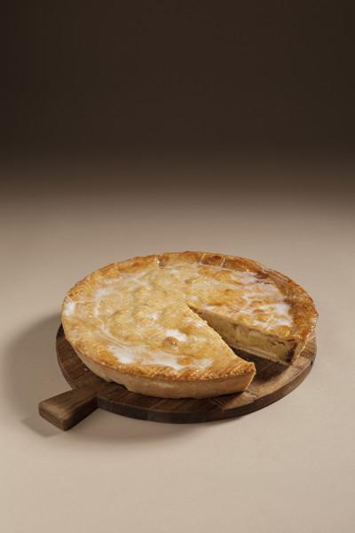 Apfelkuchen gedeckt Premium Line
