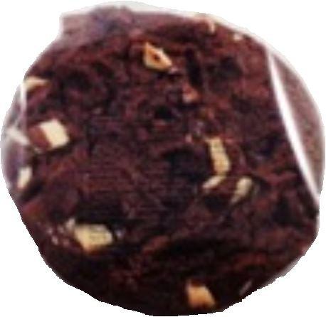 Triple-Chocolate-Cookie einzeln verpackt