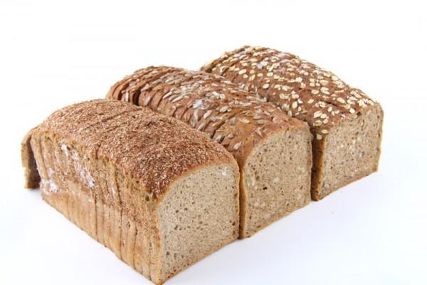 Brotkiste geschnitten 3-fach sortiert