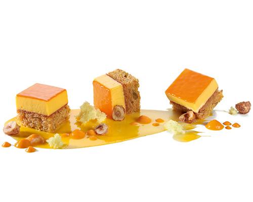 Mango-Rübli-Cube