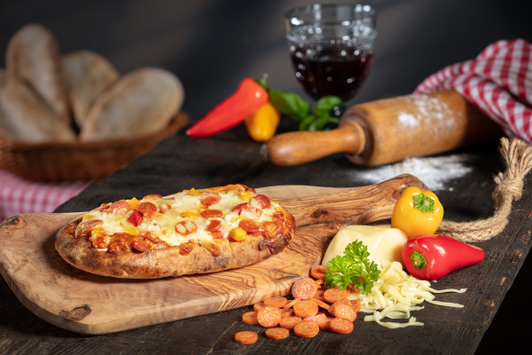 Di Padrone Pizza Panino Pepperoni