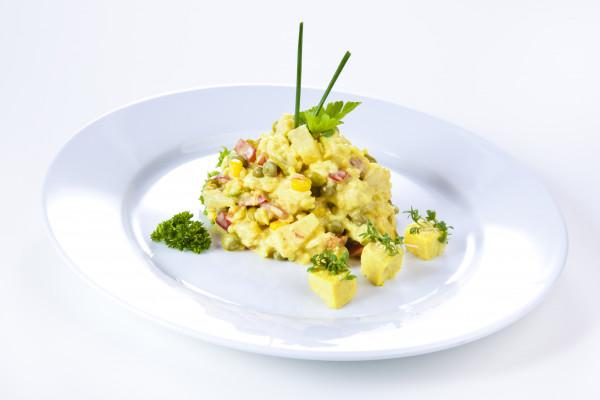 Reissalat mit Curry 3 kg
