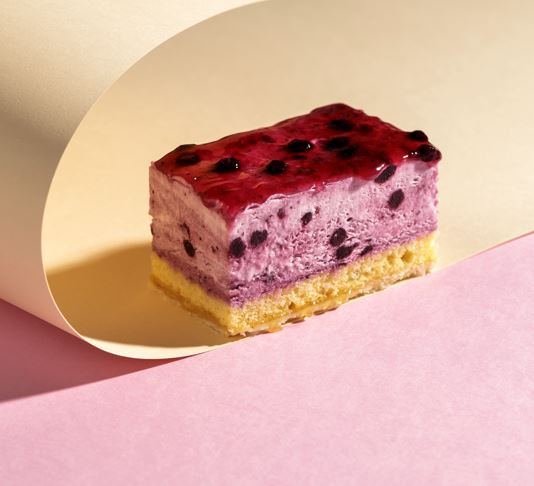 Heidelbeer-Joghurt-Sahnedessert Premium Line
