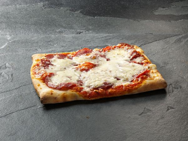 Pizzaschnitte Salami