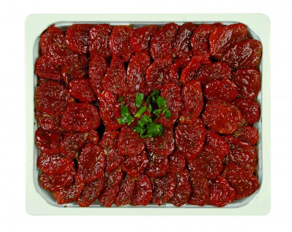 Eingelegte, getrocknete Tomaten 1,3 kg