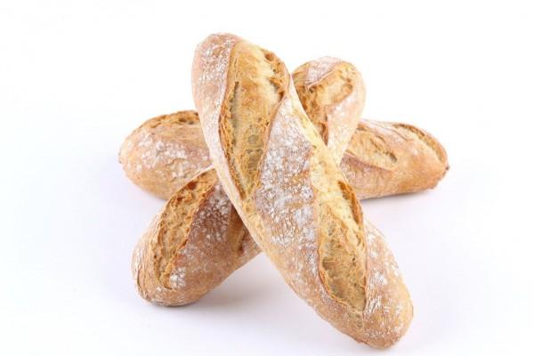 Sandwich-Baguette-Natur