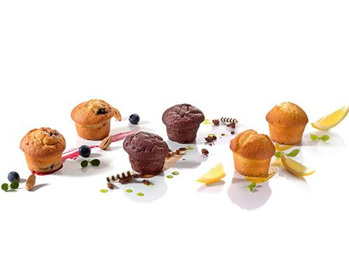 Mini-Muffin Schokolade