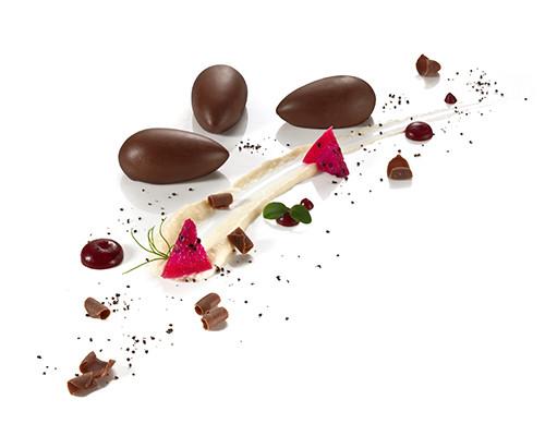 Schokoladen-Nougat-Nocke