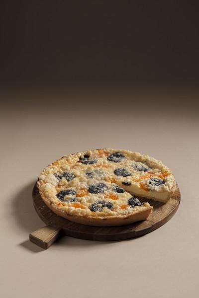 Käse-Mandarinen-Mohnkuchen Premium Line