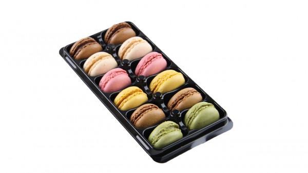 Macarons 7-fach sortiert