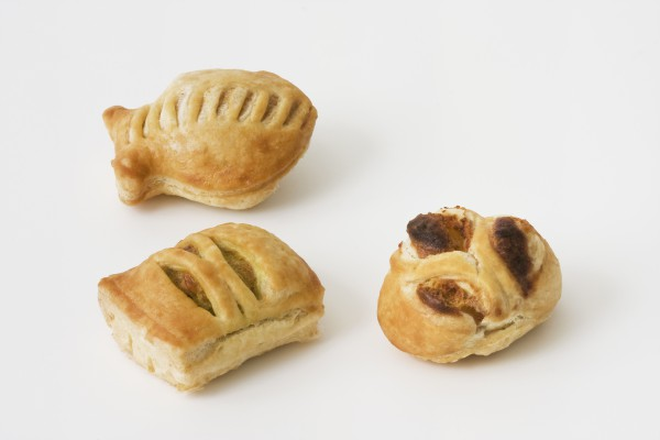Petit-Crolines-Mixkiste Lachs/Käse/Huhn-Curry
