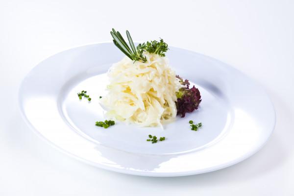 Weisskrautsalat ohne Speck 5 kg