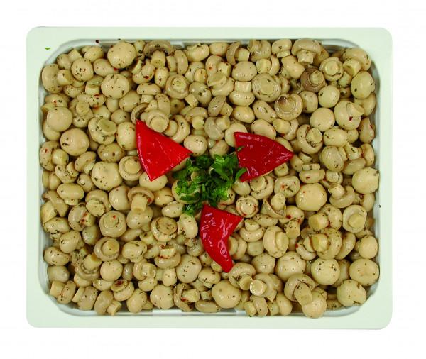 Eingelegte Champignons 1,3 kg